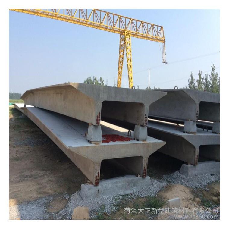 2015新型建材雙T板  平板、坡板  菏澤大正新型建筑材料有限公司 建材雙T板