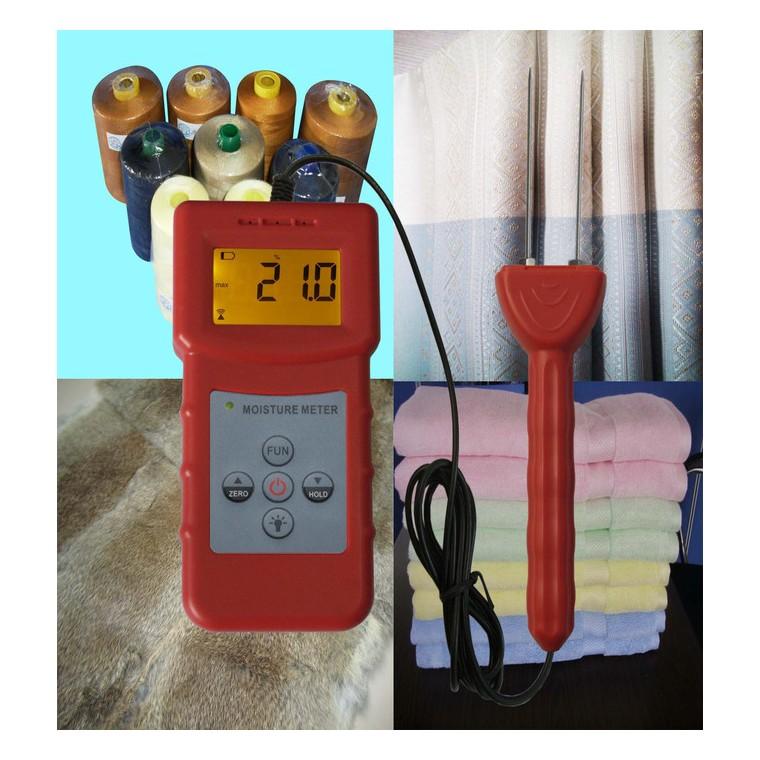 紡織原料水分儀紡織面料水分儀棉花/毛類水分測定儀 MS-C