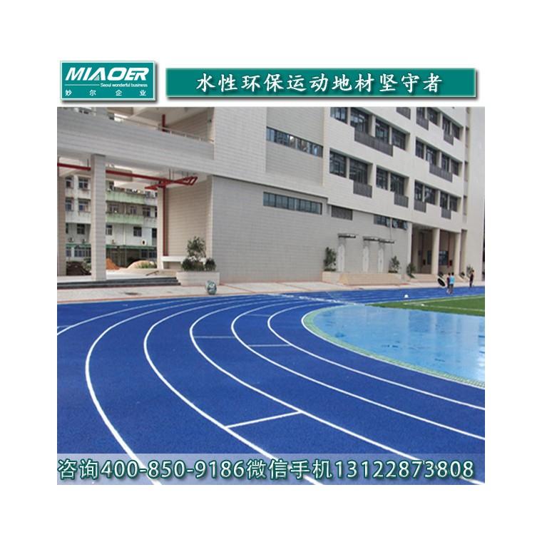 納米塑膠跑道建材市場