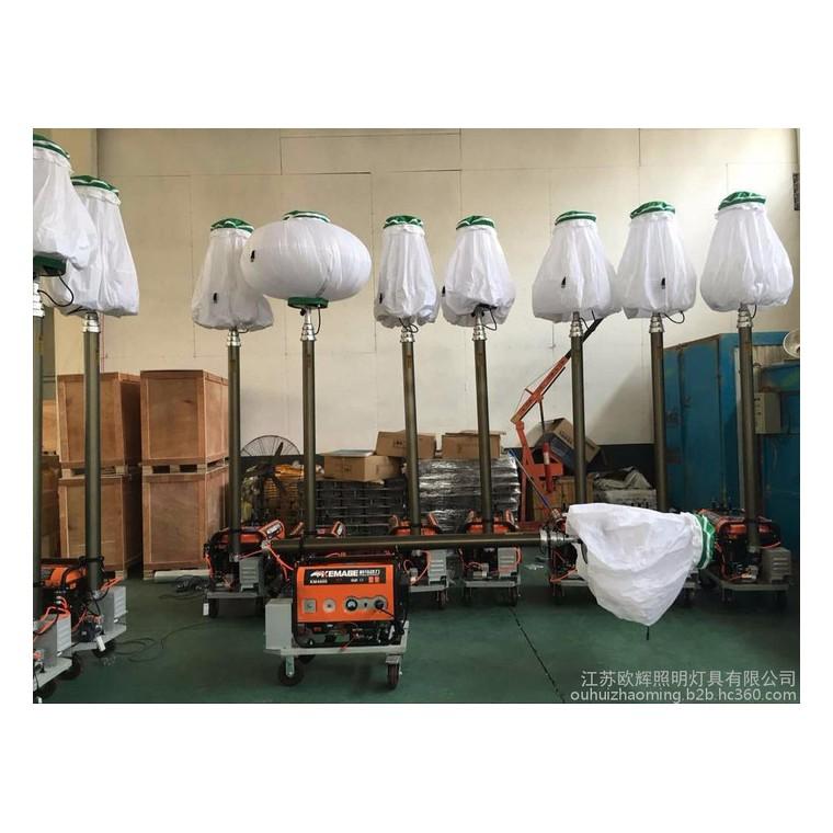 歐輝照明SFW6120 1000W移動照明燈車/夜間施工照明燈