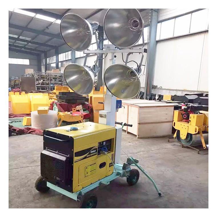 专业厂家供应QALV-400A/1000A 工程照明灯,移动式照明车,多功能泛光照明车灯
