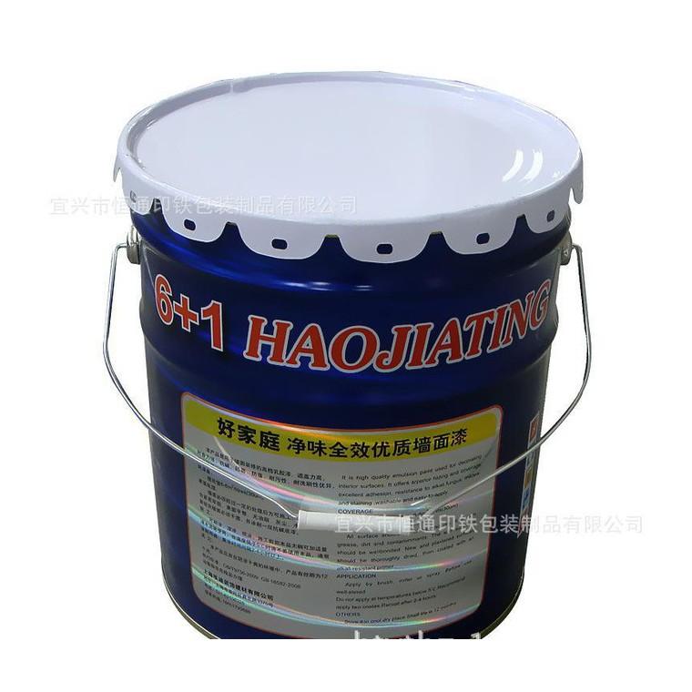 恒通 18L 涂料桶,包裝桶,鐵桶 化工桶 涂料桶批發 涂料桶價格 涂料桶采購 涂料桶