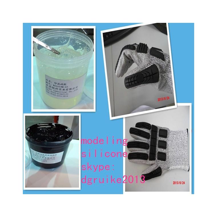 供應莎利特RG-2660M-3紡織品環保厚版印花硅膠 紡織品環保厚版印花硅膠