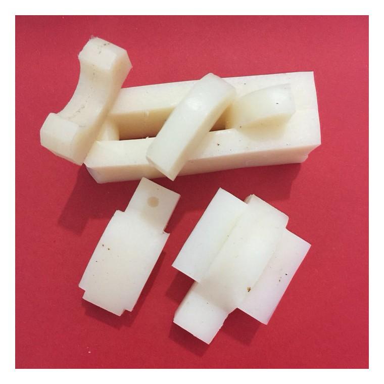 順業  生產供應 紡織器材 紡織中皮枕 皮舌 紡織耐磨件 絲織皮件 紡織器材超高聚乙烯材質