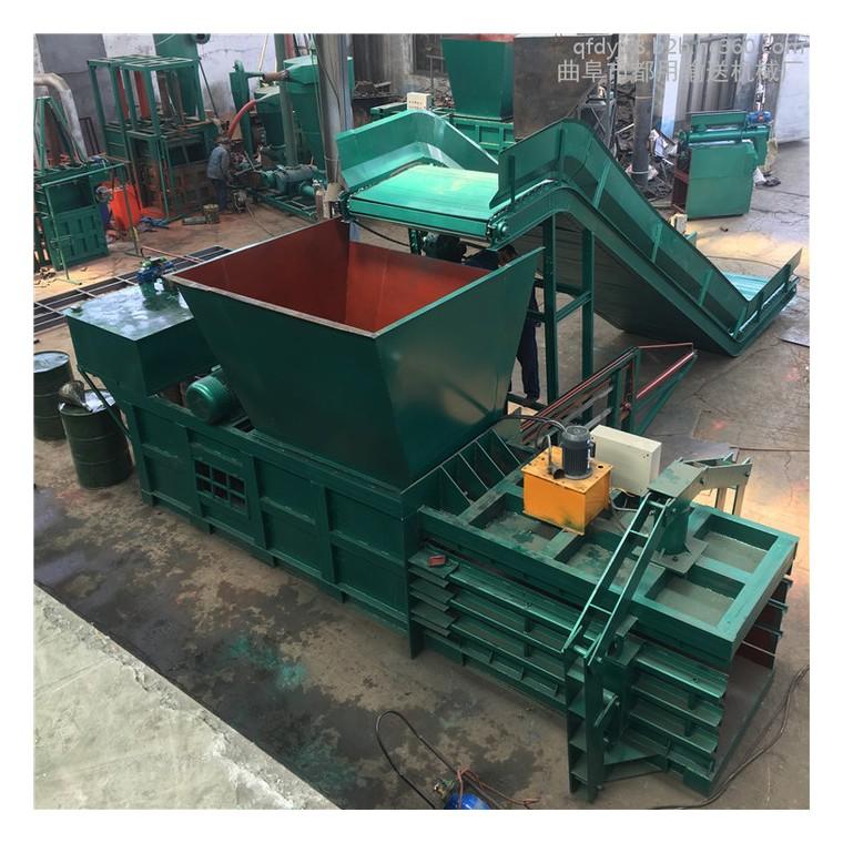 打包机专业生产 纺织原料压缩打包