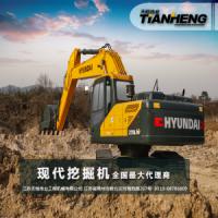 现代R275LVS HYUNDAI 现代挖掘机 大挖