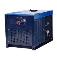 曙光静音柴油发电机组(8KW)发电机