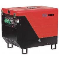 曙光10KW静音型汽油发电机组 发电机