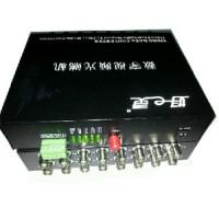16路正向視頻+1路485反向數據視頻光端機 雙排桌面型