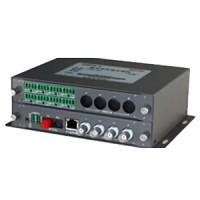 蛙視VNX-4V-1D視頻光端機