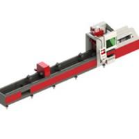 光纖金屬激光切管機(激光機)