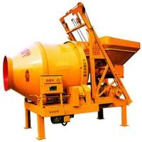 JZM500爬梯式混凝土攪拌機