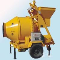 JZC500系列滾筒式混凝土攪拌機