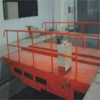 加气混凝土设备摆渡车