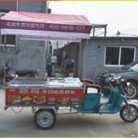 電動三輪小吃車廠家加工