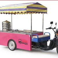 電動三輪車-小吃車