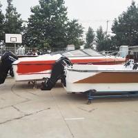 玻璃鋼觀光艇- 玻璃鋼游艇