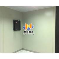 直貼式屏蔽室施工價格(屏蔽機房)