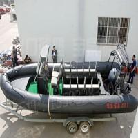 RIB900玻璃鋼游艇