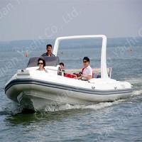 RIB960玻璃鋼游艇