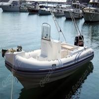 RIB760玻璃鋼游艇,玻璃鋼快艇