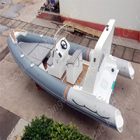 RIB680玻璃鋼游艇/充氣艇/釣魚艇