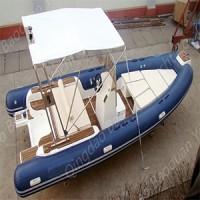 RIB600玻璃鋼游艇/充氣艇/釣魚艇