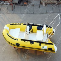 RIB350玻璃鋼游艇/充氣艇/救生艇