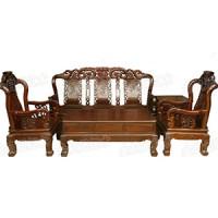 葡萄沙發5件套(紅木家具)