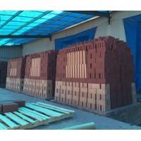 山東陶土磚效果