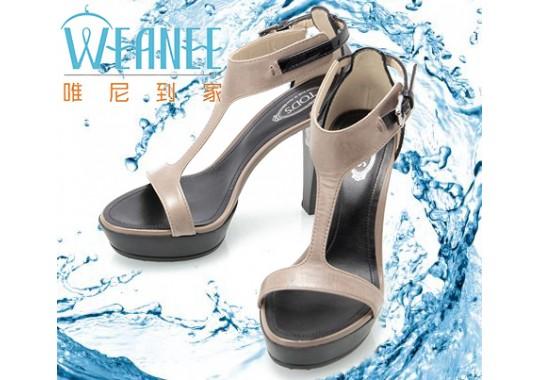 皮凉鞋清洗