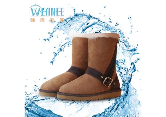清洗雪地靴、靴子、绒面鞋(靴)任意/双