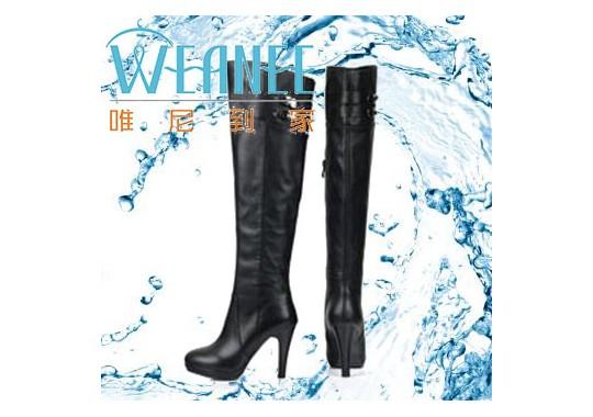 清洗光面皮鞋/双