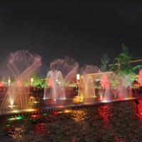 水景噴火噴泉