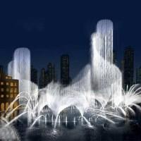 景區氣爆噴泉
