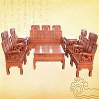 中款象頭沙發,紅木家具