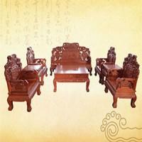 龍鳳呈祥,紅木家具