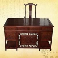 1.8m寫字臺,紅木家具