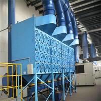 濾筒式除塵器設備