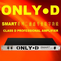1U超薄專業D類數字功放機會議舞臺KTV教學200W