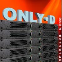 1U超薄专业D类数字功放机舞台演出2x1200W