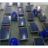 智能型400W解层式太阳能曝气机