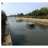 高压配套光伏版的河道治理太阳能曝气机