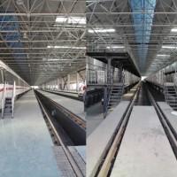 网架,钢结构网架,轻钢网架