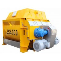 JS4000混凝土攪拌機