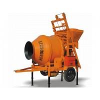 JZC500混凝土攪拌機