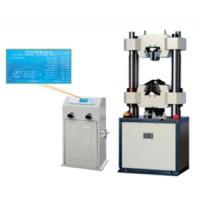 WE-300B液晶數顯式萬 能試驗機