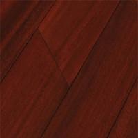 圓盤豆 柚木色啞光  品牌地板