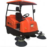 W1800駕駛式電動掃地機