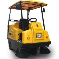 W1380-1400中小型駕駛式道路掃地機